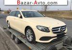 автобазар украины - Продажа 2017 г.в.  Mercedes E