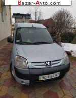 автобазар украины - Продажа 2004 г.в.  Peugeot Partner