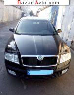 автобазар украины - Продажа 2006 г.в.  Skoda Octavia 1.9 TDI DSG (105 л.с.)