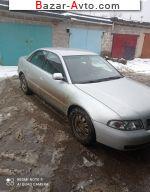 автобазар украины - Продажа 2000 г.в.  Audi A4 1.8 MT (125 л.с.)