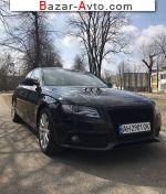 автобазар украины - Продажа 2011 г.в.  Audi A4