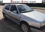 автобазар украины - Продажа 1993 г.в.  Volkswagen Golf 1.8 MT (90 л.с.)