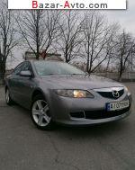 автобазар украины - Продажа 2006 г.в.  Mazda 6 1.8 MT (120 л.с.)