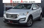 автобазар украины - Продажа 2014 г.в.  Hyundai Santa Fe 2.4 AT 4WD (175 л.с.)