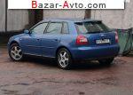 автобазар украины - Продажа 2001 г.в.  Audi A3