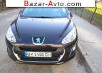 автобазар украины - Продажа 2011 г.в.  Peugeot 308 1.6 HDi MT (112 л.с.)