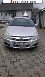 автобазар украины - Продажа 2008 г.в.  Opel Astra 1.3 CDTI MT (90 л.с.)