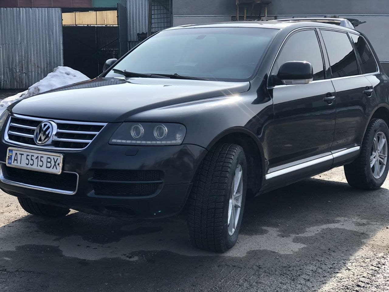 автобазар украины - Продажа 2003 г.в.  Volkswagen Touareg