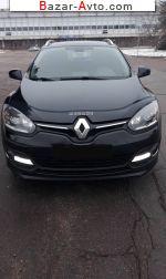 автобазар украины - Продажа 2016 г.в.  Renault Megane 1.5 dCi МТ (110 л.с.)
