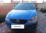 2008 Volkswagen Polo 1.4 MT (80 л.с.)  автобазар