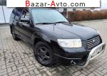 2007 Subaru Forester 2.0X AT (140 л.с.)  автобазар
