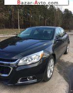 автобазар украины - Продажа 2014 г.в.  Chevrolet Malibu