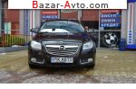 2010 Opel Insignia 2.0 DTH AT (160 л.с.)  автобазар