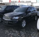 2016 Jeep Compass 2.4 AT AWD (170 л.с.)  автобазар