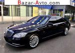 автобазар украины - Продажа 2011 г.в.  Mercedes S S 350 CDI BlueTEC 4MATIC 7G-Tronic (258 л.с.)
