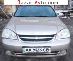 2007 Chevrolet Lacetti 1.8 MT (122 л.с.)  автобазар