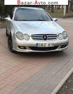 автобазар украины - Продажа 2002 г.в.  Mercedes CLK CLK 240 MT (170 л.с.)