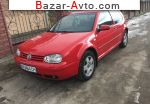 автобазар украины - Продажа 1998 г.в.  Volkswagen Golf