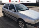 1993 Volkswagen Golf 1.8 MT (90 л.с.)  автобазар