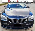 автобазар украины - Продажа 2013 г.в.  BMW 7 Series 740Li xDrive AT (320 л.с.)
