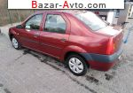 2006 Dacia Logan 1.4 MT (75 л.с.)  автобазар