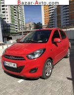 автобазар украины - Продажа 2012 г.в.  Hyundai I10