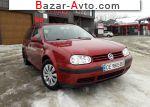 автобазар украины - Продажа 1999 г.в.  Volkswagen Golf