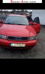 автобазар украины - Продажа 1997 г.в.  Audi A4 1.6 MT (101 л.с.)