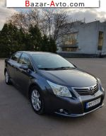 2010 Toyota Avensis   автобазар