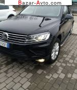 автобазар украины - Продажа 2016 г.в.  Volkswagen Touareg