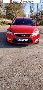 автобазар украины - Продажа 2006 г.в.  Ford Mondeo 2.0 TDCi MT (130 л.с.)