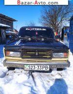 автобазар украины - Продажа 1983 г.в.  ВАЗ 2107 1.5 MT (68 л.с.)