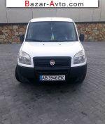 автобазар украины - Продажа 2013 г.в.  Fiat Doblo 1.4i МТ (95 л.с.)