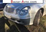 автобазар украины - Продажа 2003 г.в.  Mercedes E E 200 CDI MT (122 л.с.)