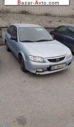 автобазар украины - Продажа 2001 г.в.  Mazda 323 1.6 MT (98 л.с.)