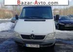 автобазар украины - Продажа 2006 г.в.  Mercedes Sprinter 313 CDi MT стандартная база стандартная крыша (129