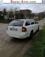 автобазар украины - Продажа 2009 г.в.  Skoda Octavia 1.8 TSI MT (160 л.с.)