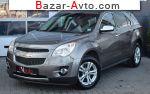 автобазар украины - Продажа 2011 г.в.  Chevrolet Equinox 2.4 Ecotec AT 4WD (182 л.с.)