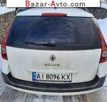 автобазар украины - Продажа 2003 г.в.  Renault Megane 1.6 MT (113 л.с.)