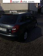 автобазар украины - Продажа 2012 г.в.  Skoda Fabia