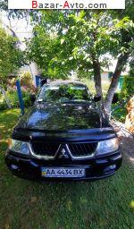 автобазар украины - Продажа 2006 г.в.  Mitsubishi Pajero Sport 3.0 AT (170 л.с.)
