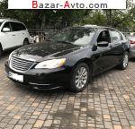автобазар украины - Продажа 2013 г.в.  Chrysler  2.4i MultiAir AT 2WD (170 л.с.)