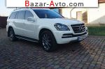 автобазар украины - Продажа 2012 г.в.  Mercedes GL GL 350 CDI BlueEFFICIENCY 7G-Tronic 4MATIC 7 мест