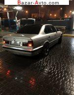 автобазар украины - Продажа 1990 г.в.  BMW 5 Series 525i MT (192 л.с.)