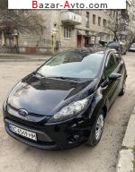 2010 Ford Fiesta   автобазар