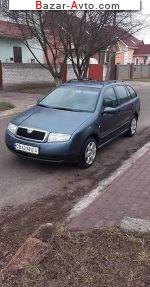 автобазар украины - Продажа 2004 г.в.  Skoda Fabia