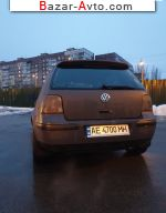 автобазар украины - Продажа 2003 г.в.  Volkswagen Golf