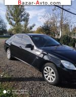2009 Mercedes E E 200 CDI BlueEfficiency AT (136 л.с.)  автобазар
