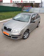 автобазар украины - Продажа 2006 г.в.  Skoda Fabia