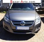 2011 Volkswagen Tiguan 2.0 TDI 4Motion AT (140 л.с.)  автобазар